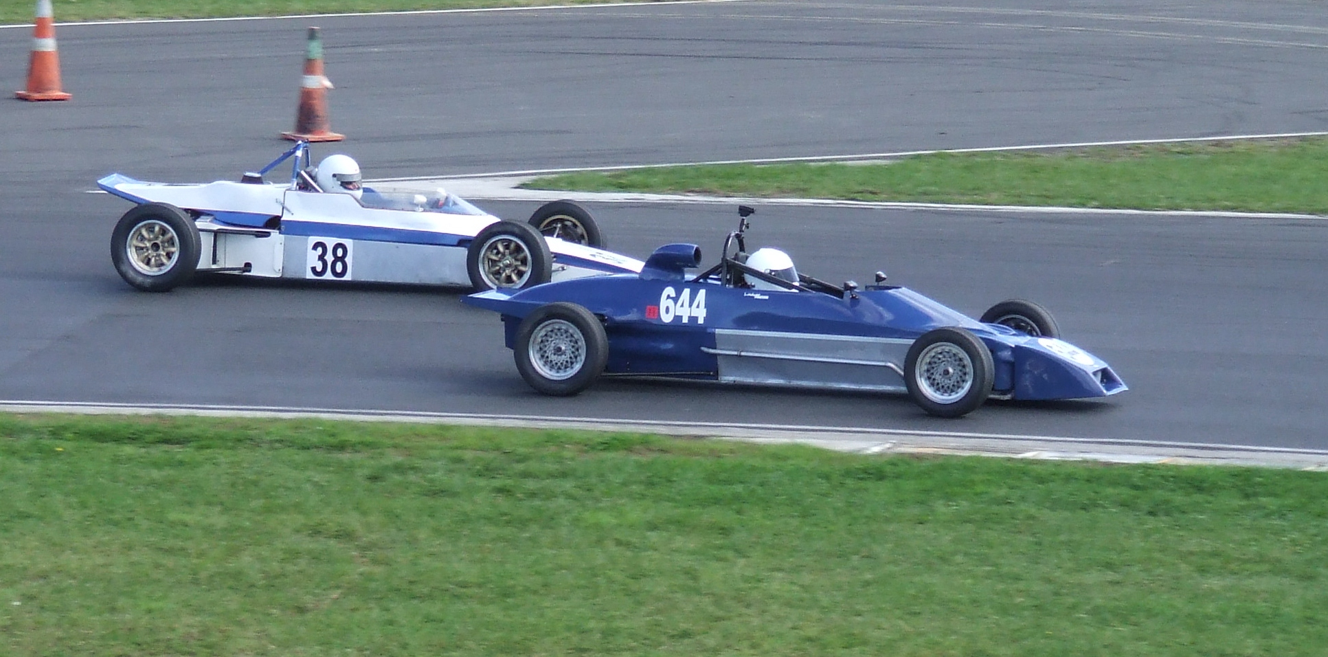 Historic Racing And Sports Car Club Nz